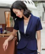 时尚女款气质职业装套装2-655西装C17西裙