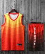 新款夏季套装男款篮球服质量好不起球篮球服138-1960 138-1960 热销:77
