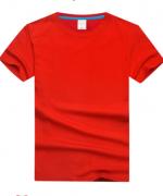 200g纯棉休闲圆领短袖T恤童款LZY-183
