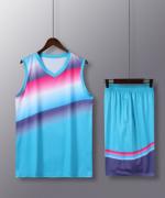 篮球服套装JY-501