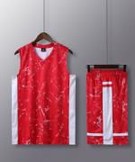 篮球服套装JY-502