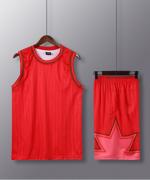 篮球服套装JY-510