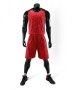 正反两穿篮球服套装JY-1709