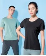 骆驼运动T恤男女款舒适潮流休闲透气吸汗短袖t恤上衣厂家直销