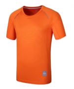 190g速干运动圆领短袖T恤通款ZC-8801