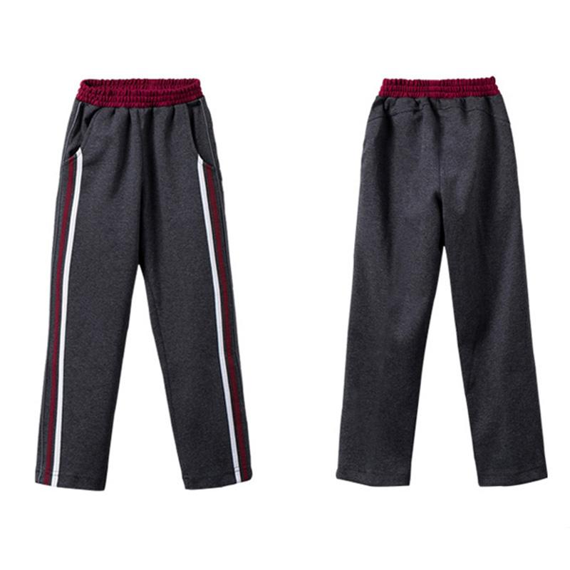 珠海校服香洲香洲区小学生冬装校服长裤ZP-M001长裤