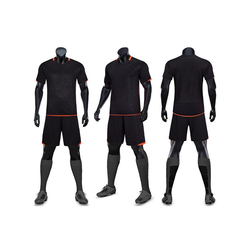 短袖足球服运动套装童款LD-5025T