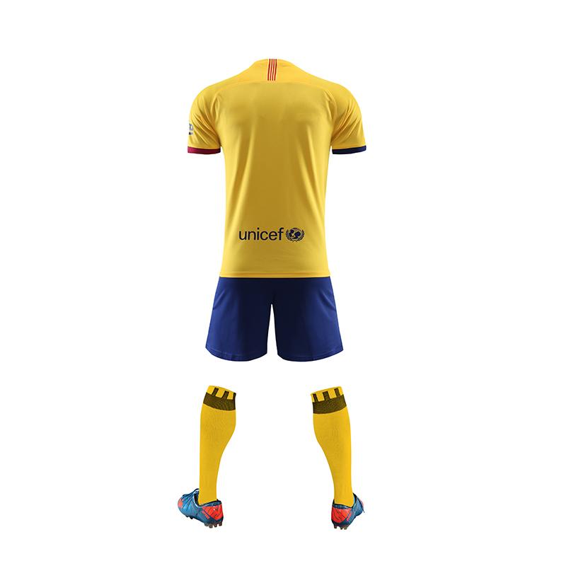 巴萨足球训练服装139-E007