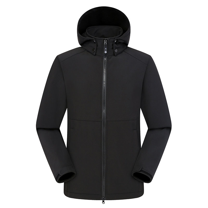 摇粒绒保暖透气软壳冲锋衣95-Y20218