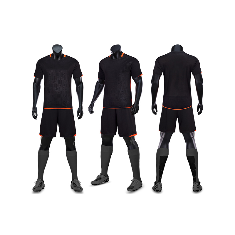 短袖足球服运动套装男款LD-5025