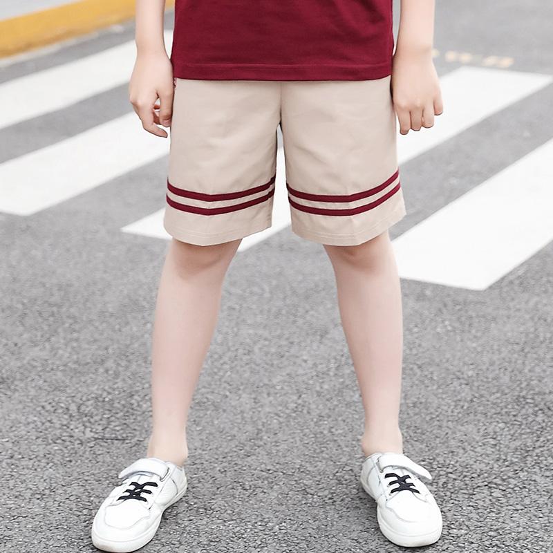 珠海校服香洲香洲区小学生夏装校服短裤ZP-M003短裤