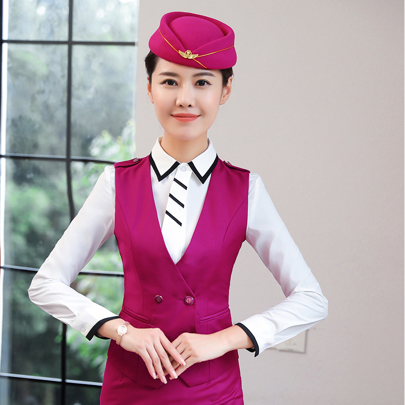 修身商务气质长袖衬衫女款173-5246